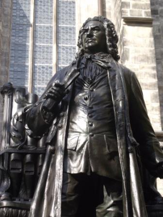 Leipziger Denkmäler - Bachdenkmal