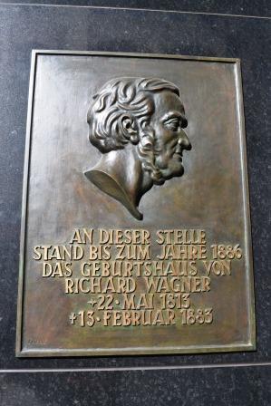 Berühmte Leipziger Persönlichkeiten wie Richard Wagner