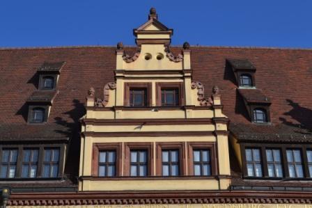 Sehenswürdigkeiten Leipzigs - das Alte Rathaus