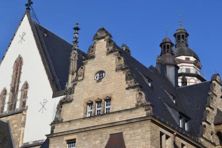 Top Sehenswürdigkeiten Leipzigs - Thomaskirche