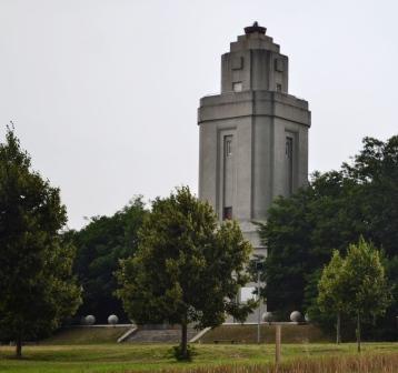 Bismarckturm zu Leipzig Lützschena