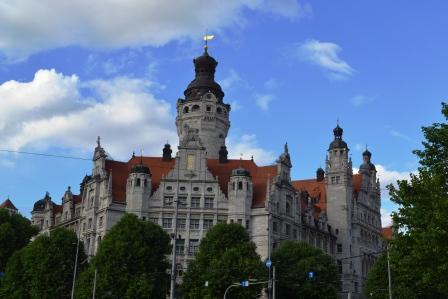 Neues Rathaus zu Leipzig - Pleißenburg
