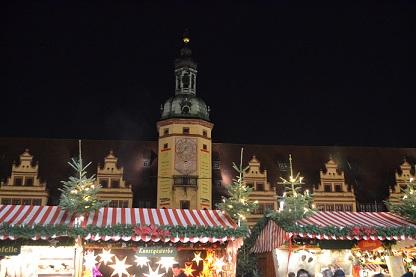 Leipziger Weihnachtsmarkt 2016