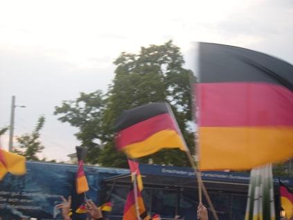 Leipzig Fanmeile EM
