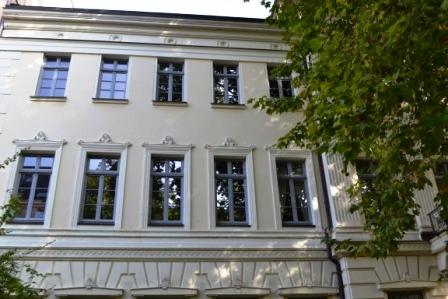 Schumann-Haus in der Inselstraße Leipzig