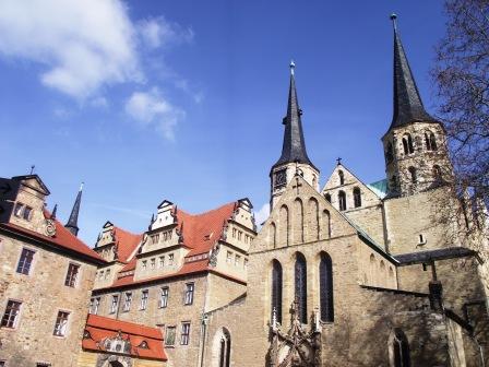 Grablege Thietmar von Merseburg im Dom