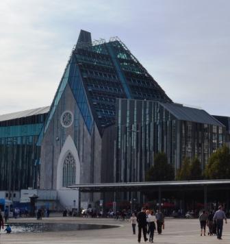 Paulinerkirche Leipzig - Neubau