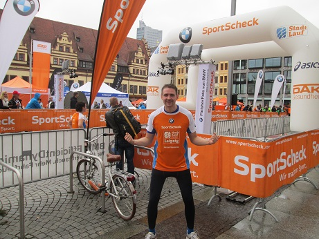 Sportcheck Stadtlauf Leipzig
