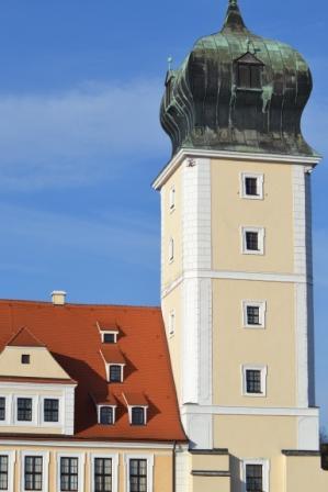 Barockschloss Delitzsch - Standesamt