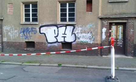 Heim in der Blücherstraße 47 Leipzig