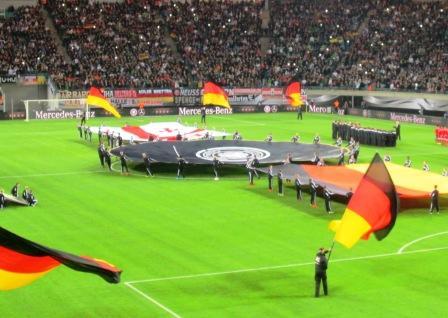 Deutschland gegen Georgien