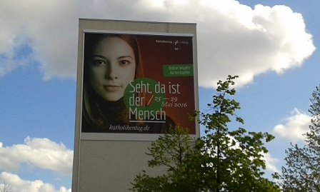 Katholikentag in Leipzig