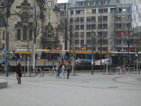 Straßenbahn Leipzig Tram