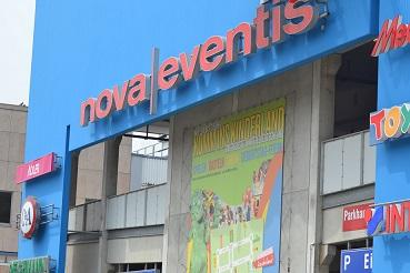 Ii ii nova eventis saale park shopping angebote uvm Depot nova eventis