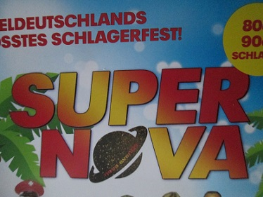 Super Nova Schlagerparty Leipzig Günthersdorf