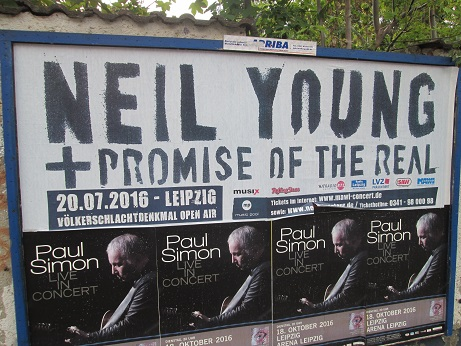 Musiksommer Leipzig mit Neil Young