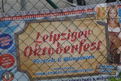 Oktoberfest Leipzig alte Messe