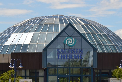 Sachsen Therme in Paunsdorf