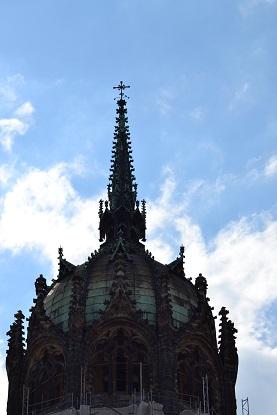 Schlosskirche Wittenberg Turm