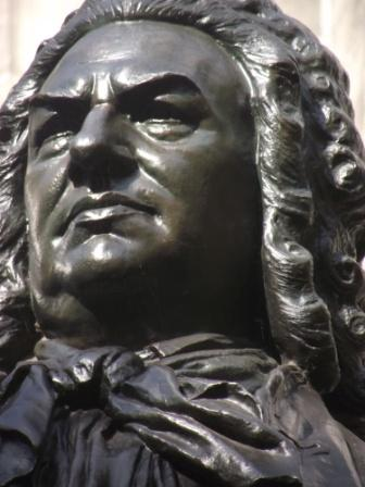 Bach als Thomaskantor in Leipzig