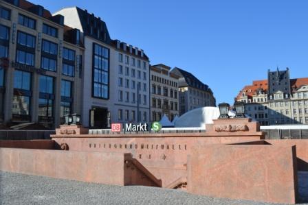 Schönsten Plätze Leipzig Innenstadt