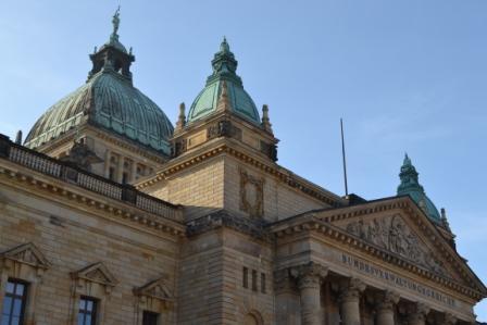 Bundesverwaltungsgericht Leipzig, einst Reichsgericht