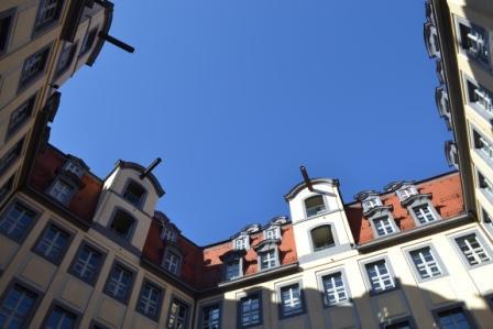 historischer Barthels-Hof Leipzig