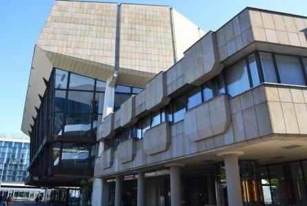 Gewandhaus Leipzig - ein moderner DDR-Bau