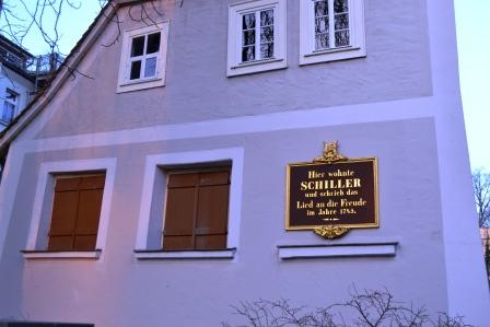 Schillerhaus in Gohlis