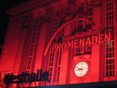 Lichterfest - 25 Jahre friedliche Revolution in Leipzig