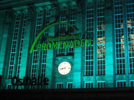 Osthalle Hauptbahnhof Leipzig