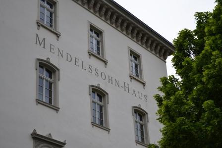 Mendelssohn-Haus - Goldschmidtstraße Leipzig