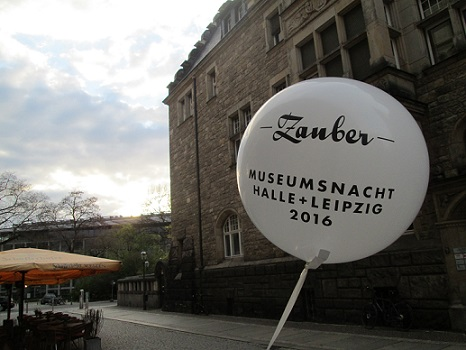 Museumsnacht Leipzig Halle 2017