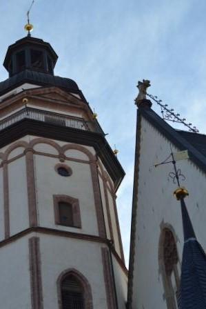Turmführung - Thomaskirche Leipzig