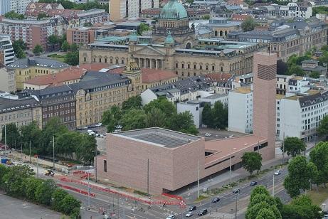 Kirchentag Leipzig - 2016 - Probsteikirche 100. Katholikentag