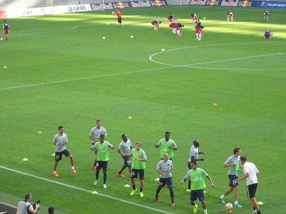 RBL vs PSG mit Zlatan Ibrahimovic