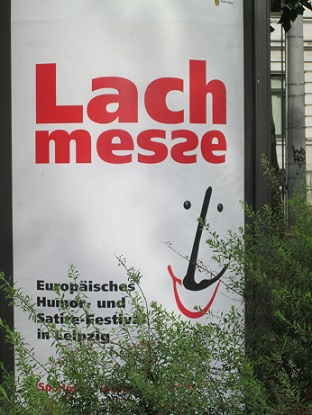 Lachmesse Leipzig 2016