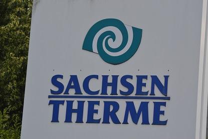 Therme Leipzig Saunalandschaft