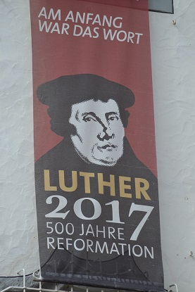 Kirchentag Leipzig auf dem Weg 2017