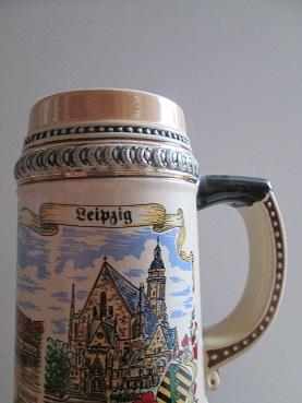 Mitbringsel und Souvenirs aus Leipzig