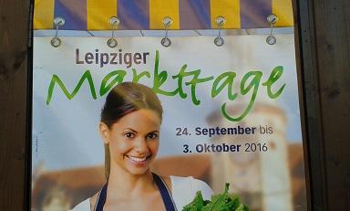 Markttage Leipzig 2016