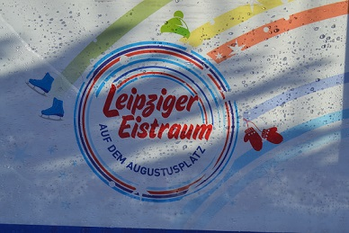 Eistraum auf dem Augustusplatz